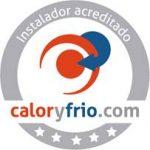Instalador acreditado caloryfrio